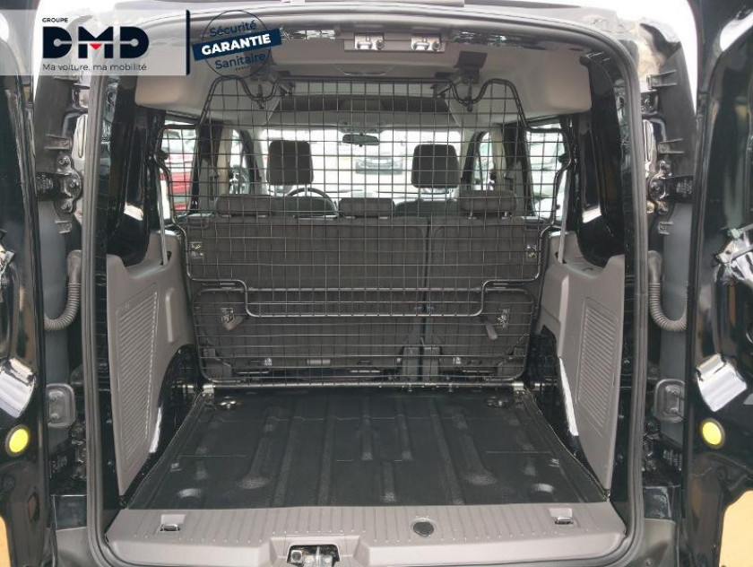 Ford Transit Connect L1 1.5 Ecoblue 100ch Cabine Approfondie Trend - Visuel #12