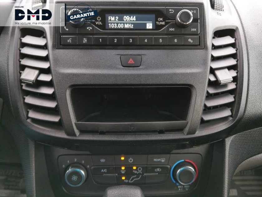 Ford Transit Connect L1 1.5 Ecoblue 100ch Cabine Approfondie Trend - Visuel #6