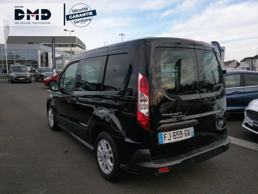 Ford Transit Connect L1 1.5 Ecoblue 100ch Cabine Approfondie Trend - Visuel #3