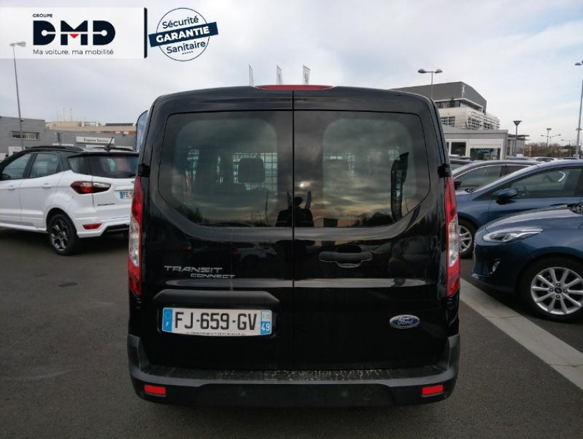 Ford Transit Connect L1 1.5 Ecoblue 100ch Cabine Approfondie Trend - Visuel #11