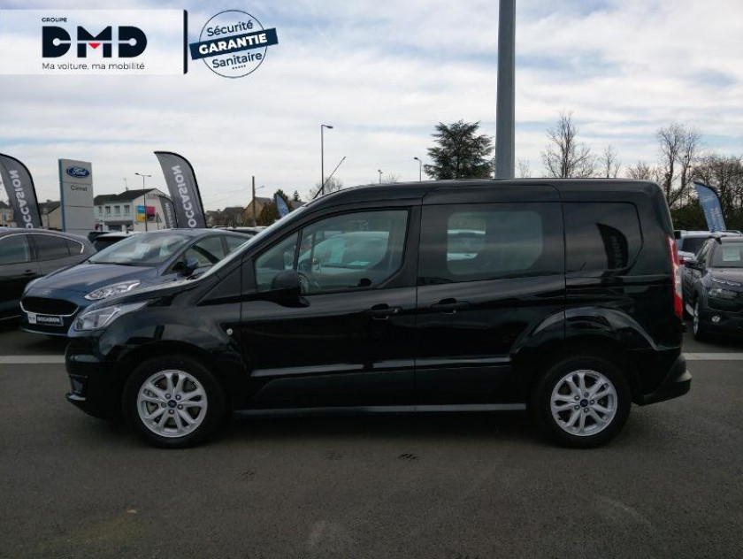 Ford Transit Connect L1 1.5 Ecoblue 100ch Cabine Approfondie Trend - Visuel #2