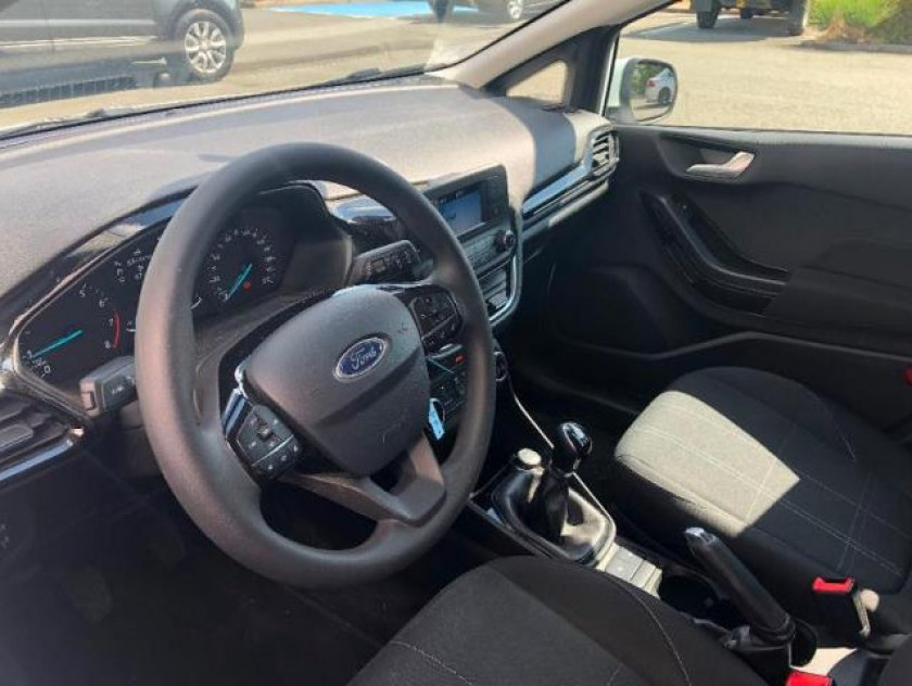 Ford Fiesta 1.1 85ch Essential 5p - Visuel #3