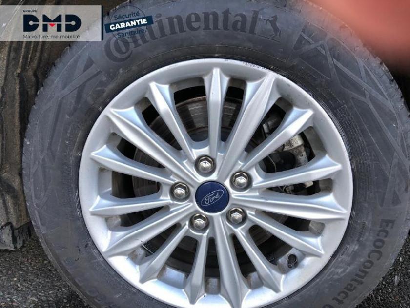 Ford Focus Sw 1.5 Ecoblue 120ch Titanium - Visuel #13