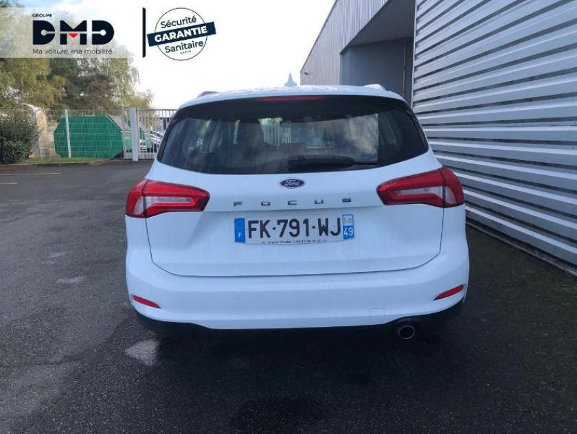 Ford Focus Sw 1.0 Ecoboost 125ch Titanium - Visuel #11