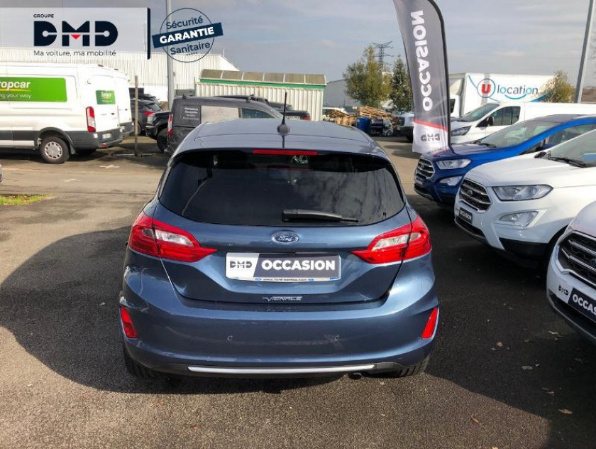 Ford Fiesta 1.0 Ecoboost 100ch Stop&start Vignale 5p Euro6.2 - Visuel #11
