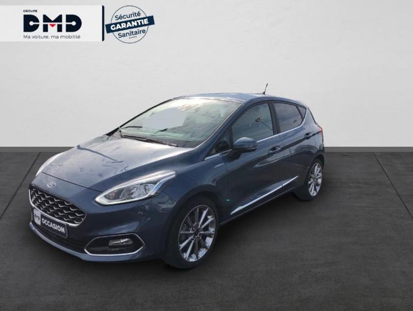 Ford Fiesta 1.0 Ecoboost 100ch Stop&start Vignale 5p Euro6.2 - Visuel #1