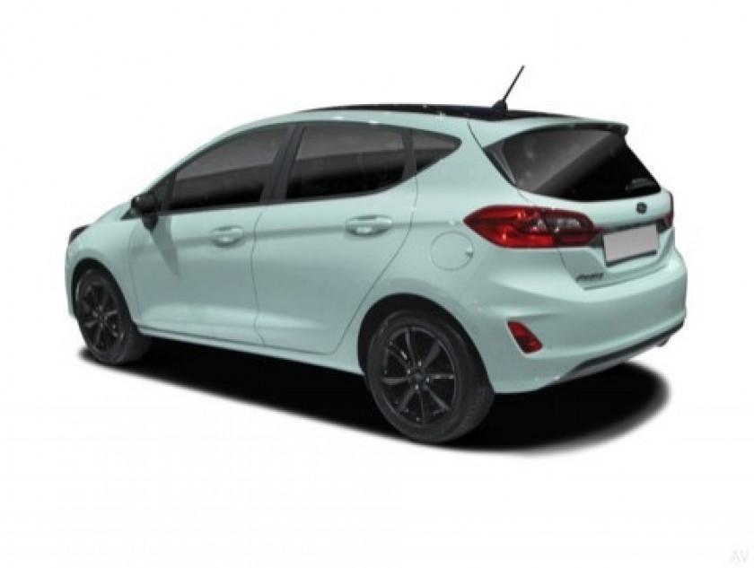 Ford Fiesta 1.0 Ecoboost 100ch Stop&start Vignale 5p Euro6.2 - Visuel #2