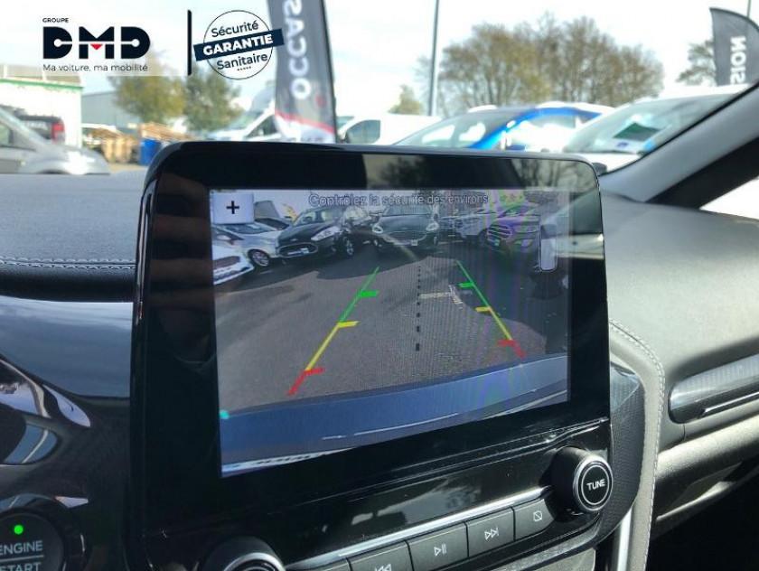 Ford Fiesta 1.0 Ecoboost 100ch Stop&start Vignale 5p Euro6.2 - Visuel #15