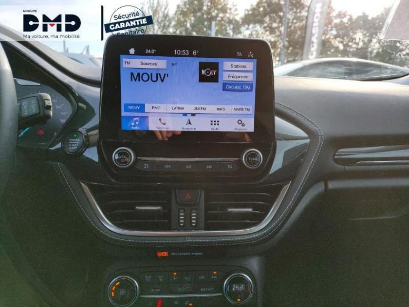 Ford Fiesta 1.0 Ecoboost 125ch Vignale 5p - Visuel #6
