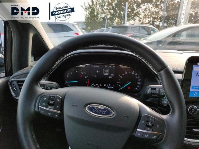 Ford Fiesta 1.0 Ecoboost 125ch Vignale 5p - Visuel #7