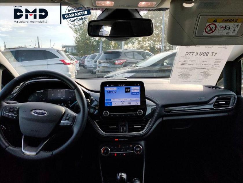 Ford Fiesta 1.0 Ecoboost 125ch Vignale 5p - Visuel #5