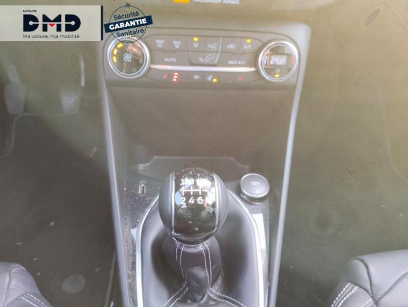 Ford Fiesta 1.0 Ecoboost 125ch Vignale 5p - Visuel #8