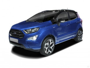 Ford Ecosport 1.0 Ecoboost 125ch S&s Bvm6 Trend 5p