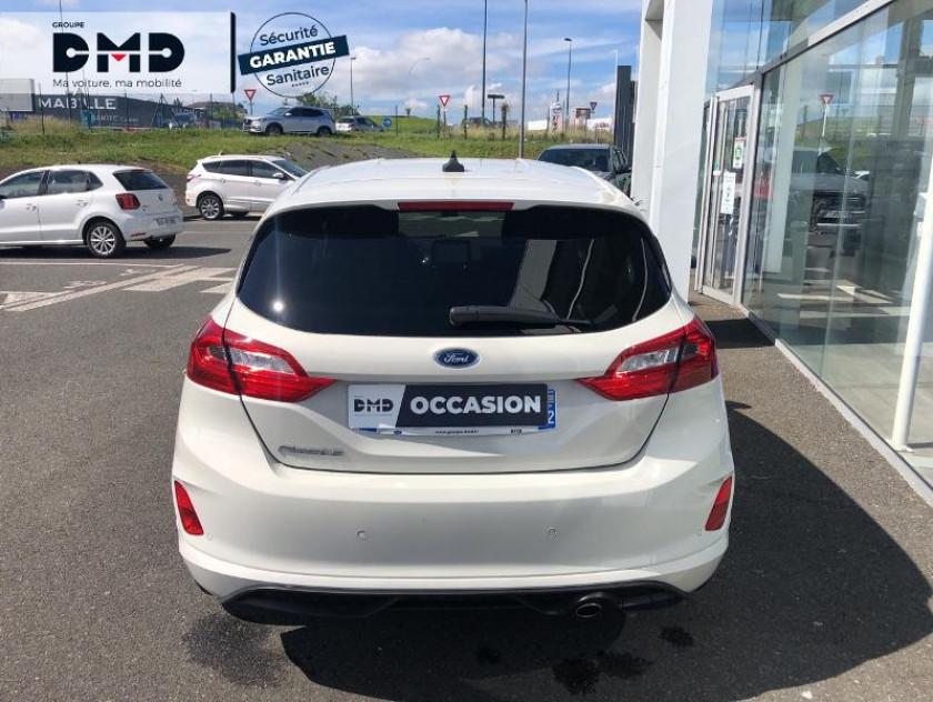 Ford Fiesta 1.0 Ecoboost 100ch Stop&start St-line 5p Euro6.2 - Visuel #11