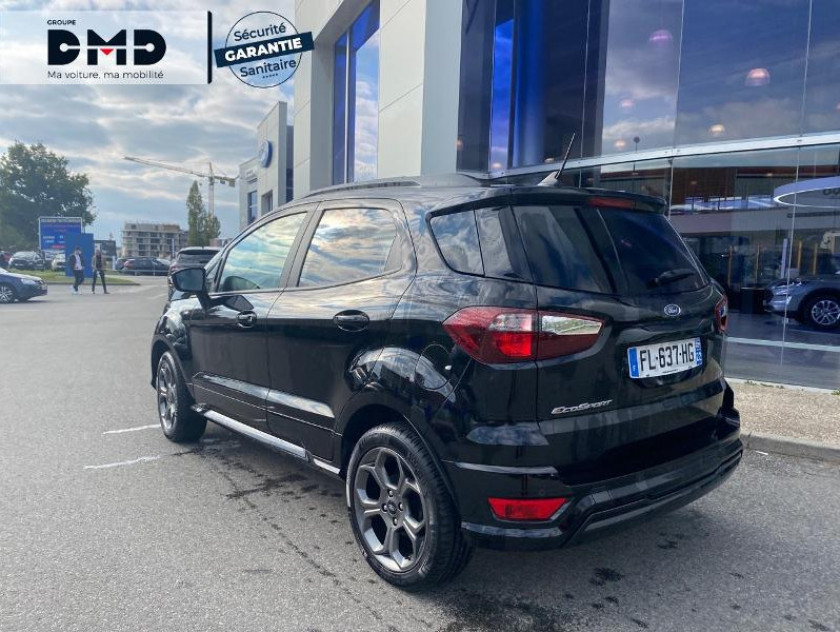 Ford Ecosport 1.0 Ecoboost 100ch St-line Euro6.2 - Visuel #3
