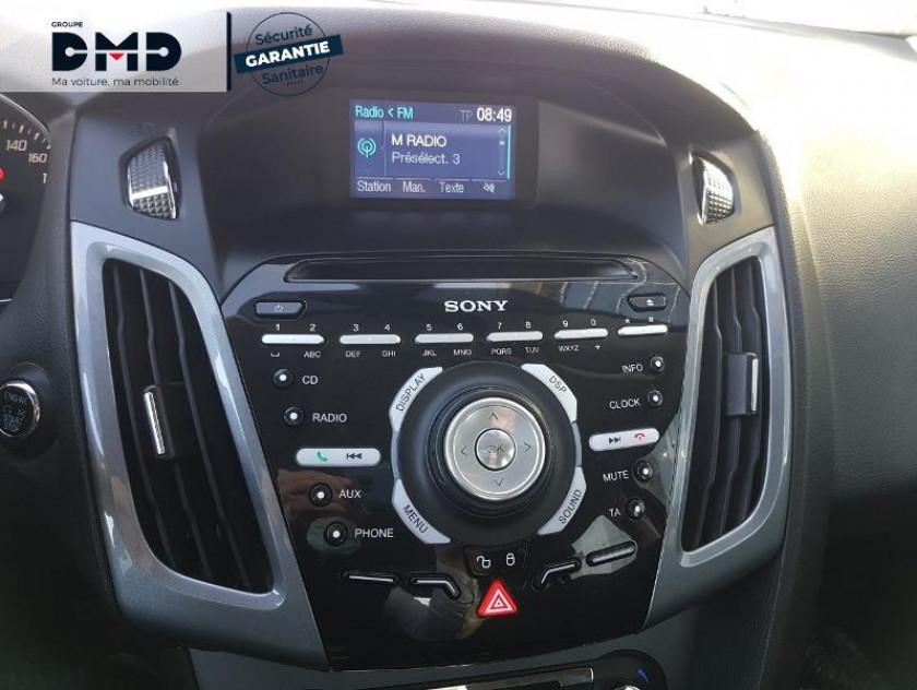 Ford Focus 1.6 Tdci 115ch Fap Stop&start Titanium 5p - Visuel #6
