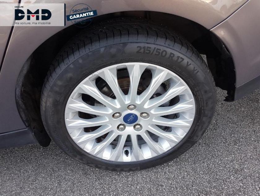 Ford Focus 1.6 Tdci 115ch Fap Stop&start Titanium 5p - Visuel #13