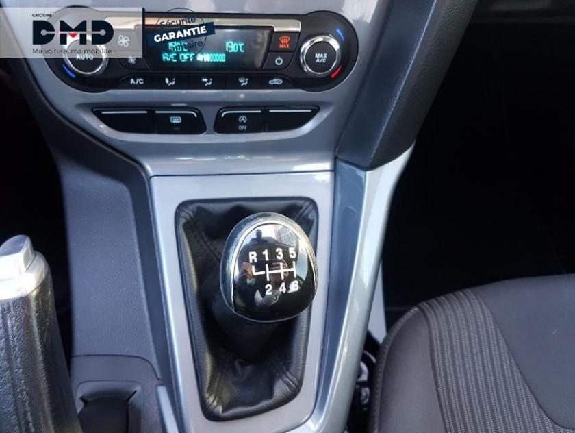 Ford Focus 1.6 Tdci 115ch Fap Stop&start Titanium 5p - Visuel #8