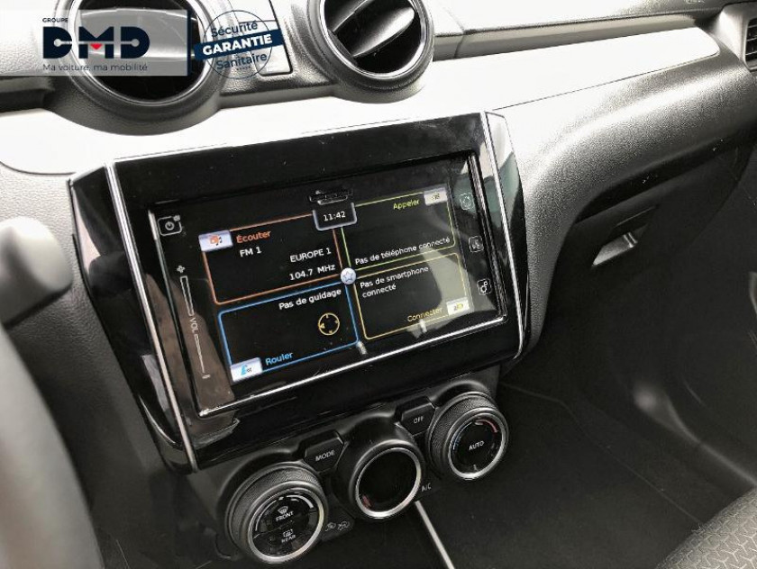 Suzuki Swift 1.2 Dualjet Hybrid 90ch Pack Euro6d-t - Visuel #6