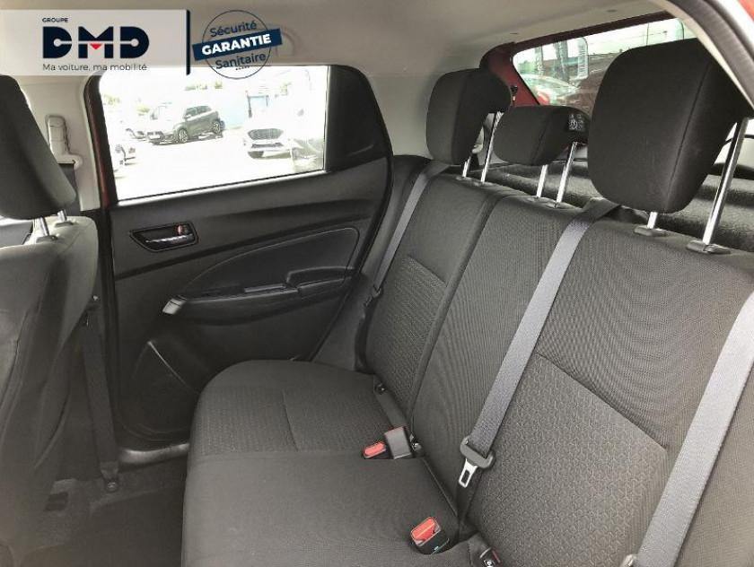 Suzuki Swift 1.2 Dualjet Hybrid 90ch Pack Euro6d-t - Visuel #10