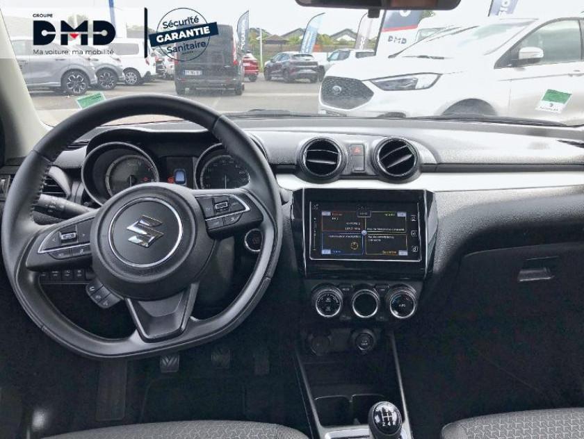 Suzuki Swift 1.2 Dualjet Hybrid 90ch Pack Euro6d-t - Visuel #5