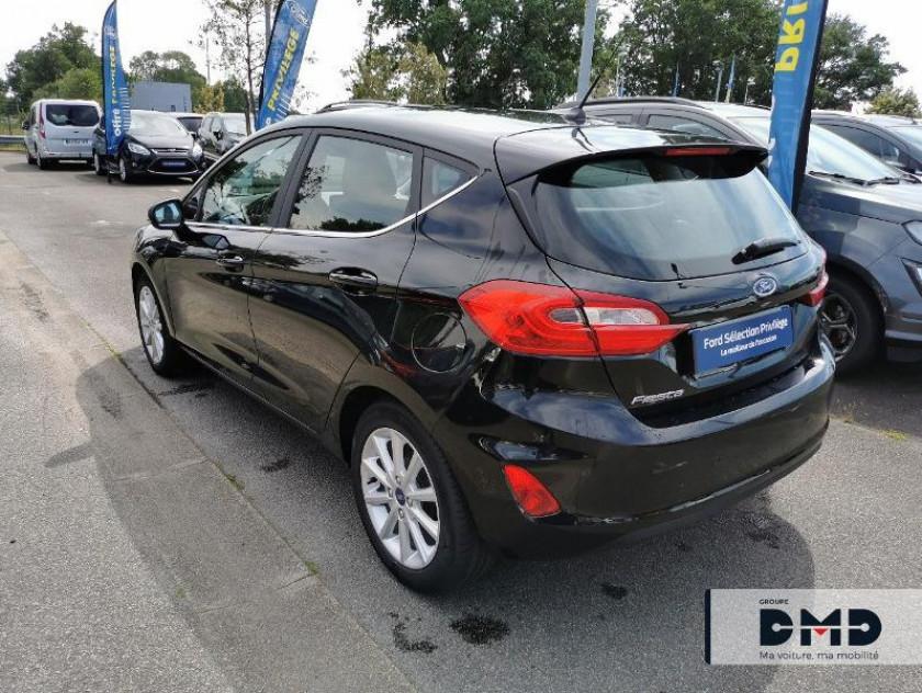 Ford Fiesta 1.0 Ecoboost 100ch Stop&start Titanium 5p - Visuel #3