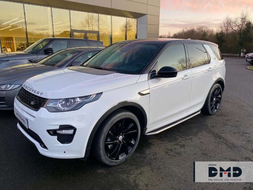 Land-rover Discovery Sport 2.0 Td4 180ch Hse Awd Bva Mark Iii - Visuel #15