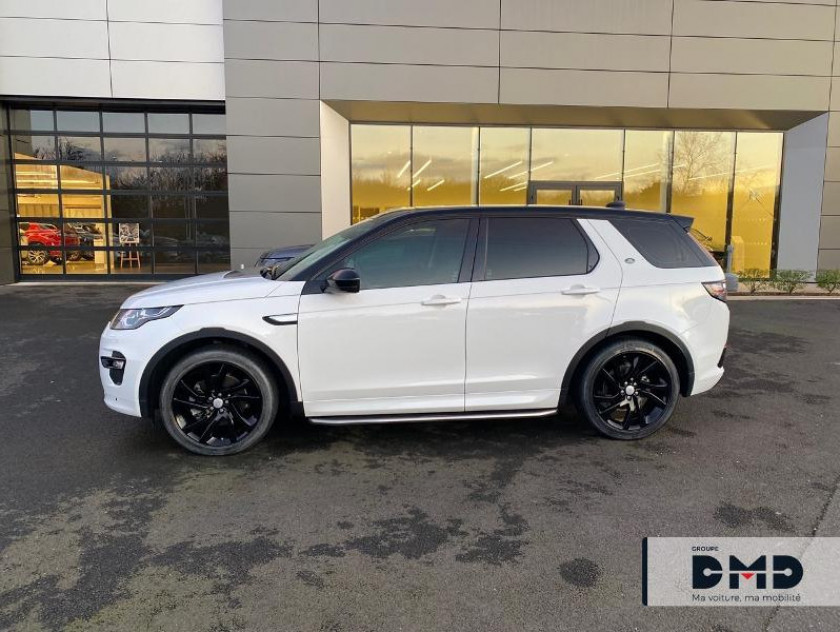 Land-rover Discovery Sport 2.0 Td4 180ch Hse Awd Bva Mark Iii - Visuel #2