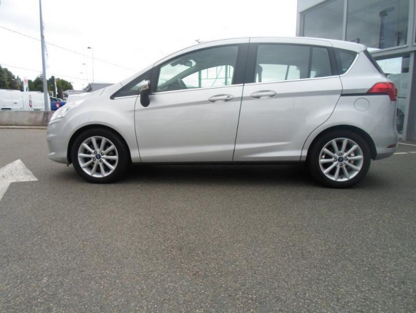 Ford B-max 1.0 Scti 125ch Ecoboost Stop&start Titanium 1.0 Scti 125ch Ecoboost Stop&start Titanium - Visuel #4
