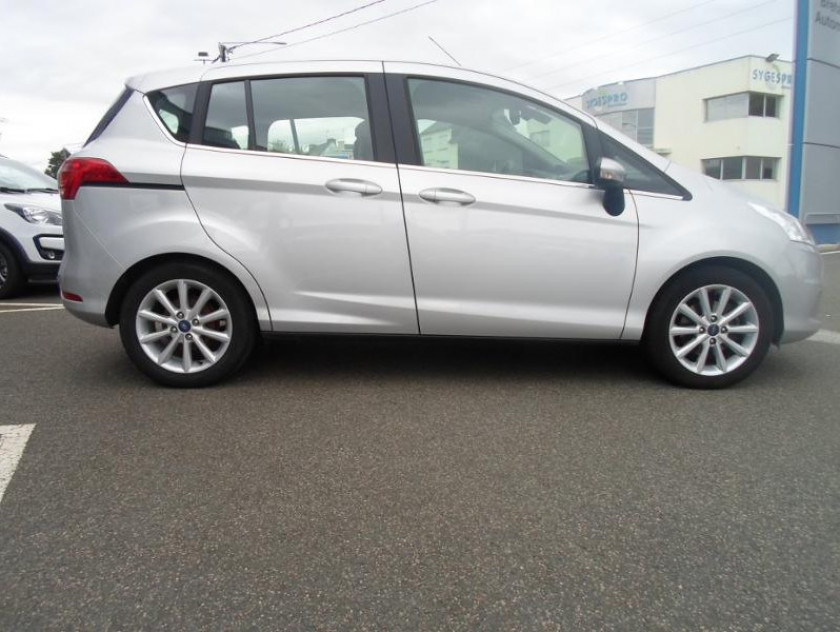 Ford B-max 1.0 Scti 125ch Ecoboost Stop&start Titanium 1.0 Scti 125ch Ecoboost Stop&start Titanium - Visuel #5