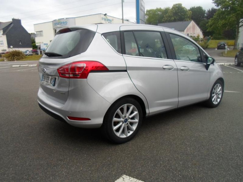 Ford B-max 1.0 Scti 125ch Ecoboost Stop&start Titanium 1.0 Scti 125ch Ecoboost Stop&start Titanium - Visuel #2