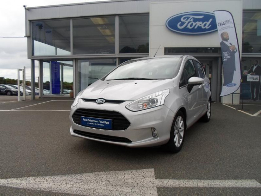 Ford B-max 1.0 Scti 125ch Ecoboost Stop&start Titanium 1.0 Scti 125ch Ecoboost Stop&start Titanium - Visuel #1
