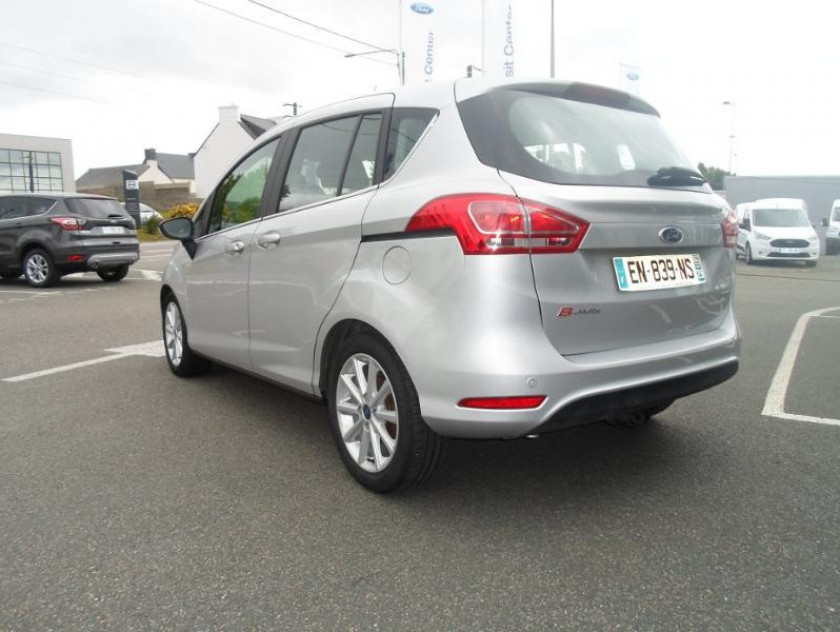 Ford B-max 1.0 Scti 125ch Ecoboost Stop&start Titanium 1.0 Scti 125ch Ecoboost Stop&start Titanium - Visuel #3