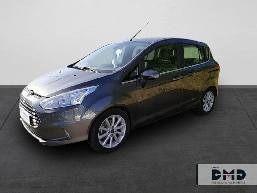 Ford B-max 1.0 Scti 125ch Ecoboost Stop&start Titanium - Visuel #1