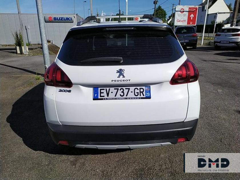 Peugeot 2008 1.2 Puretech 110ch Allure S&s - Visuel #11