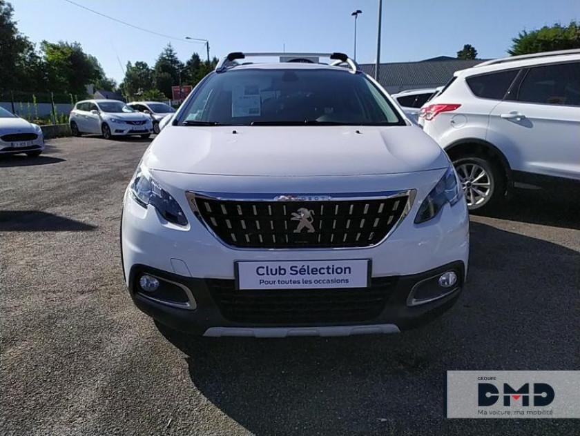Peugeot 2008 1.2 Puretech 110ch Allure S&s - Visuel #4