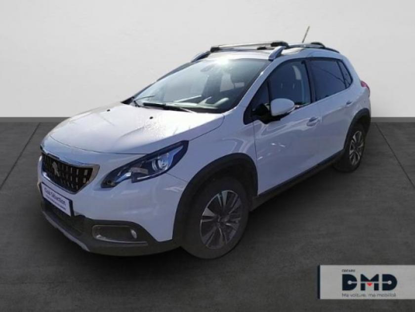 Peugeot 2008 1.2 Puretech 110ch Allure S&s - Visuel #1