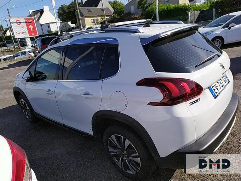 Peugeot 2008 1.2 Puretech 110ch Allure S&s - Visuel #3