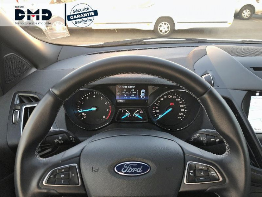 Ford Kuga 1.5 Flexifuel-e85 150ch Stop&start St-line Black & Silver 17 - Visuel #7