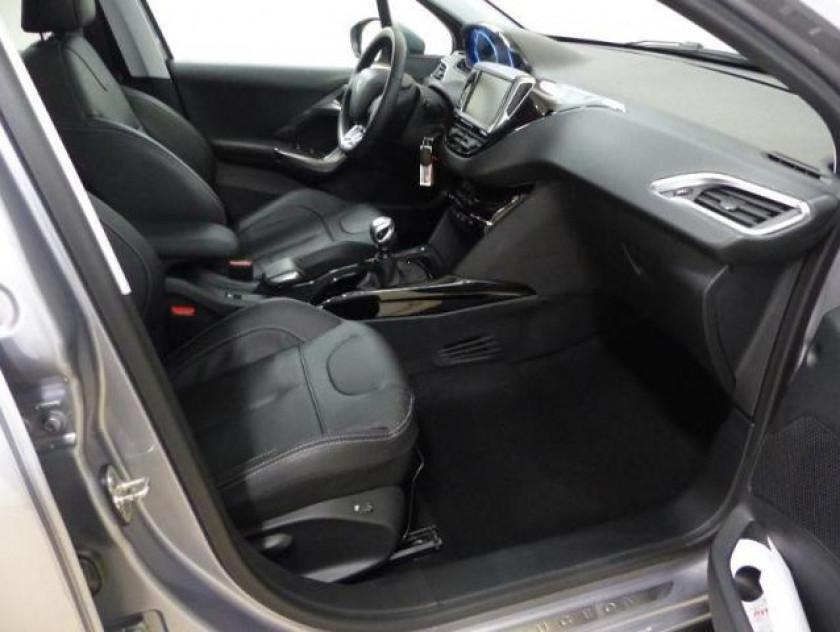 Peugeot 2008 1.2 Puretech 130ch Allure S&s - Visuel #8