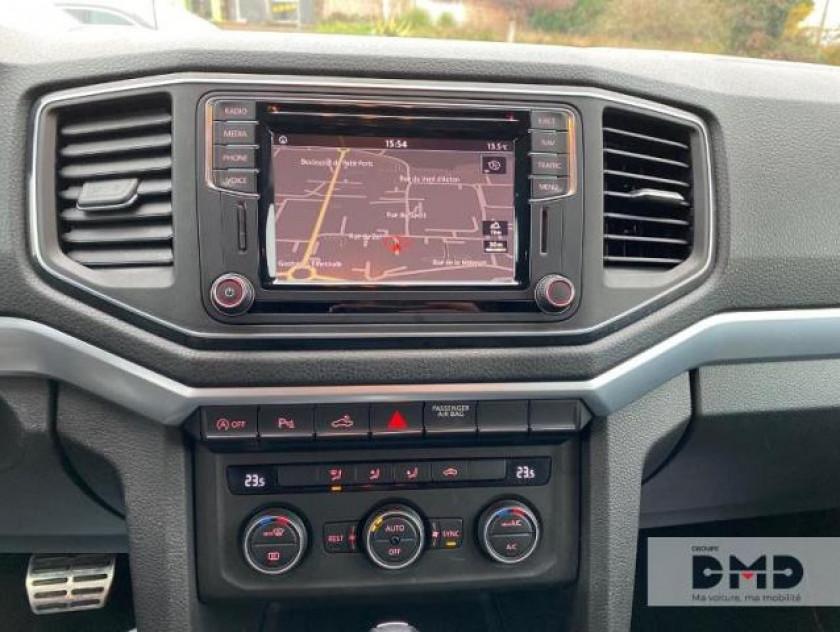 Volkswagen Amarok 3.0 V6 Tdi 224ch Aventura 4motion 4x4 Permanent Bva - Visuel #6