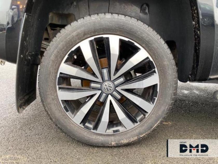 Volkswagen Amarok 3.0 V6 Tdi 224ch Aventura 4motion 4x4 Permanent Bva - Visuel #13