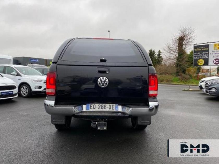 Volkswagen Amarok 3.0 V6 Tdi 224ch Aventura 4motion 4x4 Permanent Bva - Visuel #11
