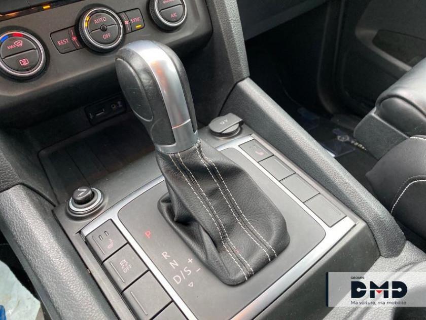 Volkswagen Amarok 3.0 V6 Tdi 224ch Aventura 4motion 4x4 Permanent Bva - Visuel #8