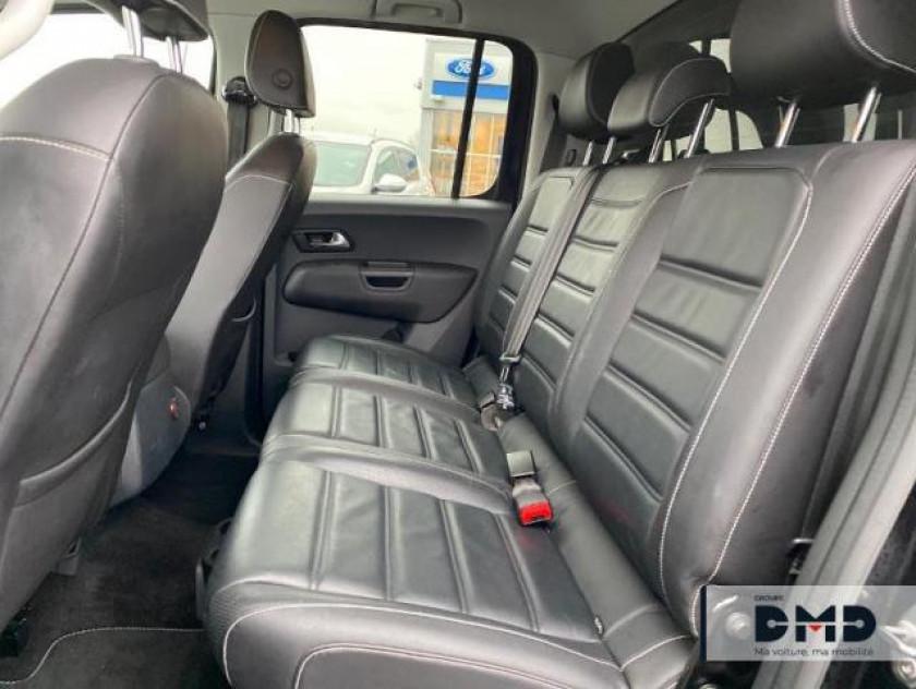 Volkswagen Amarok 3.0 V6 Tdi 224ch Aventura 4motion 4x4 Permanent Bva - Visuel #10