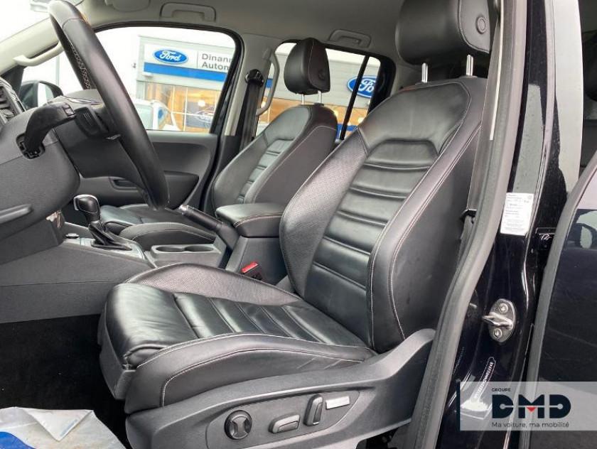 Volkswagen Amarok 3.0 V6 Tdi 224ch Aventura 4motion 4x4 Permanent Bva - Visuel #9