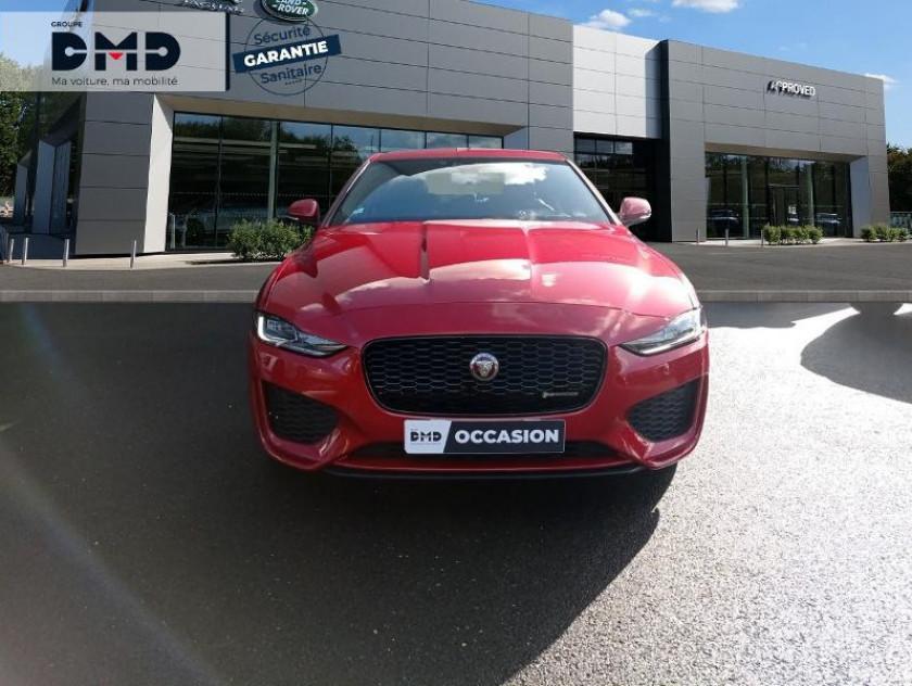 Jaguar Xe 2.0 P250ch R-dynamic Hse Bva8 - Visuel #4