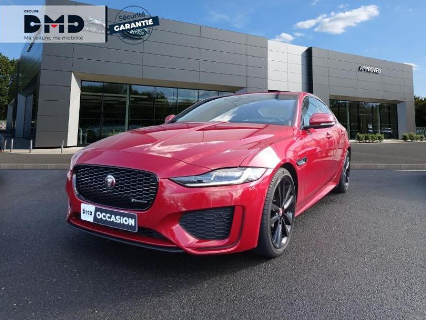 Jaguar Xe 2.0 P250ch R-dynamic Hse Bva8 - Visuel #1