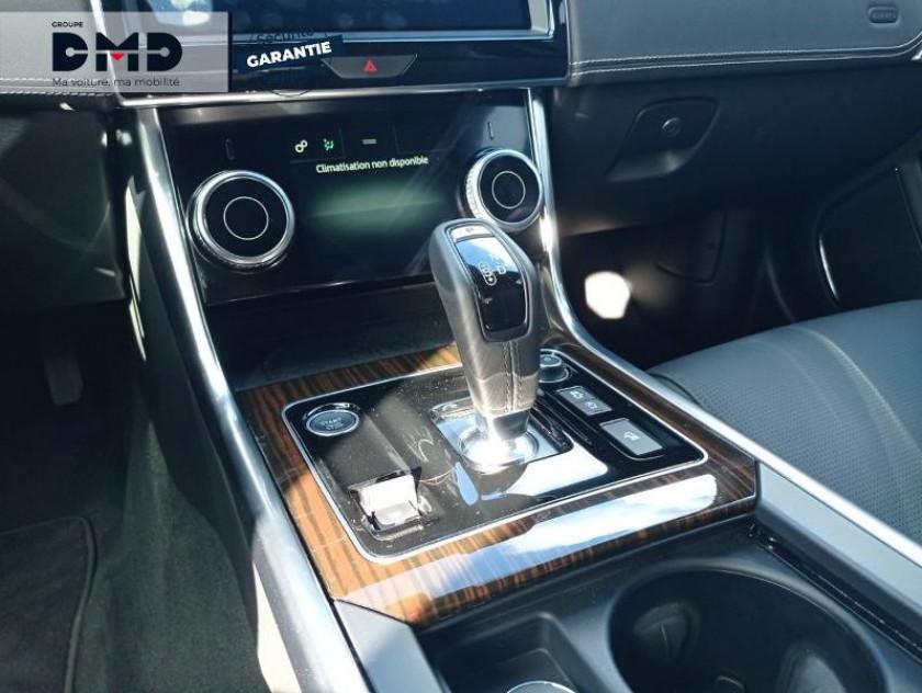 Jaguar Xe 2.0 P250ch R-dynamic Hse Bva8 - Visuel #8