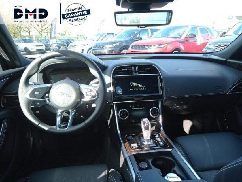 Jaguar Xe 2.0 P250ch R-dynamic Hse Bva8 - Visuel #5